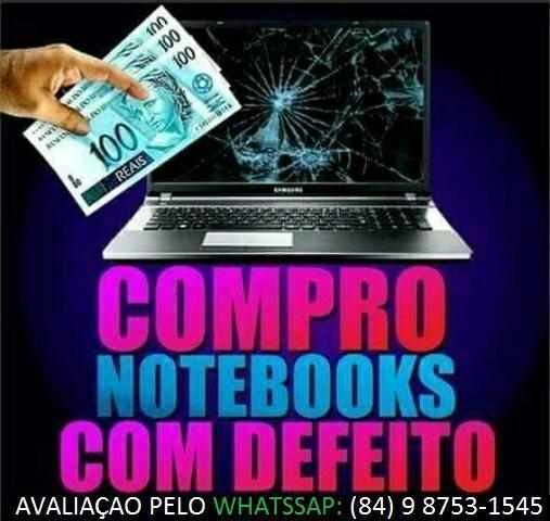 Compra Notebook