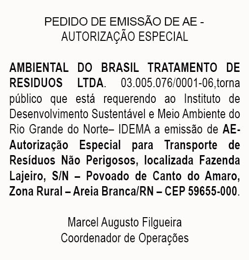Ambiental do Brasil