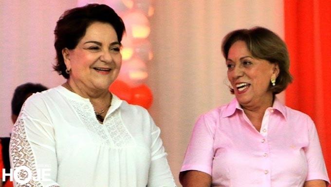 Confirmado: Sandra e Rosalba caminharão juntas nas eleições municipais | POLÍTICA | Mossoró Hoje - O portal de notícias de Mossoró