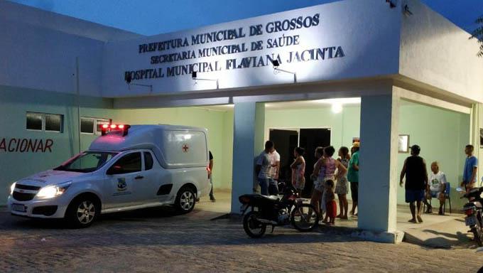 Jovem troca tiros com a polícia militar e morre em hospítal de Grossos