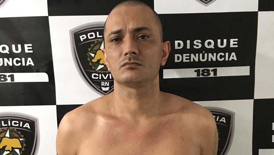 Polícia de Parnamirim prende suspeito de matar a própria mãe